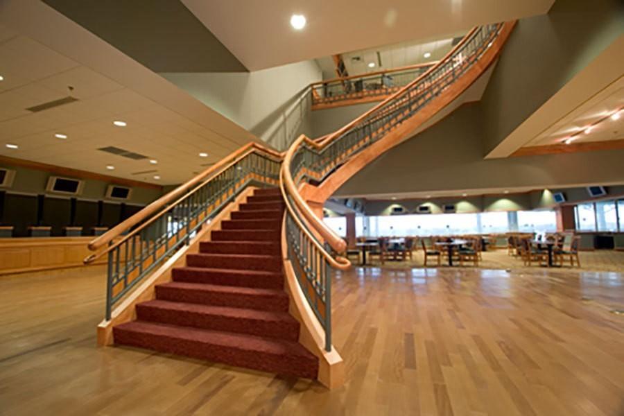 churchill-downs-stairwell