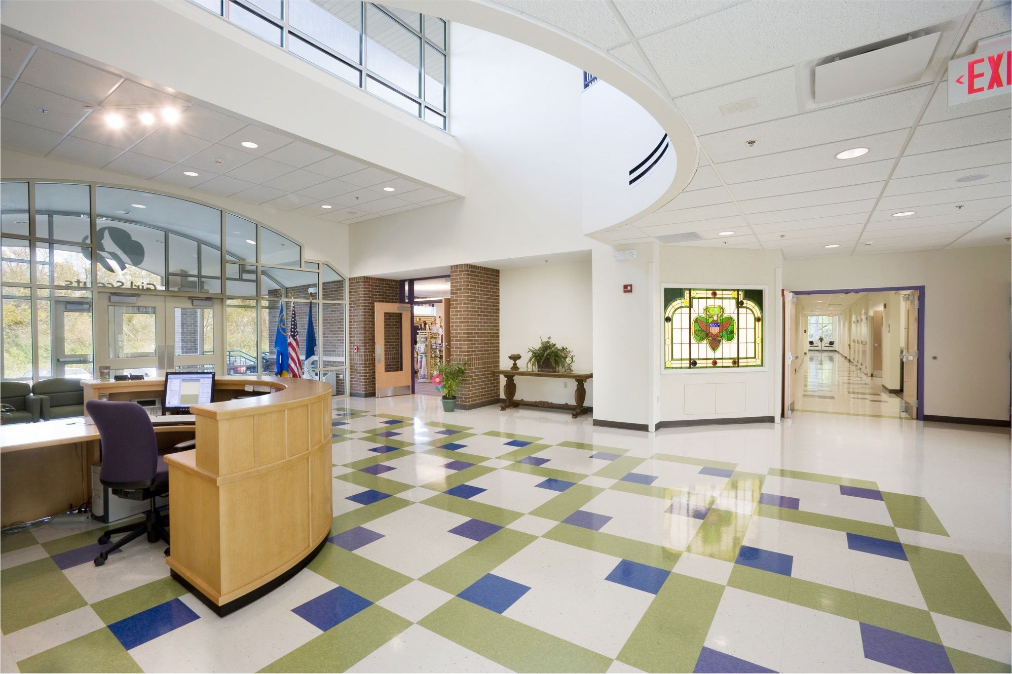 girl-scouts-headquarters-interior-lobby