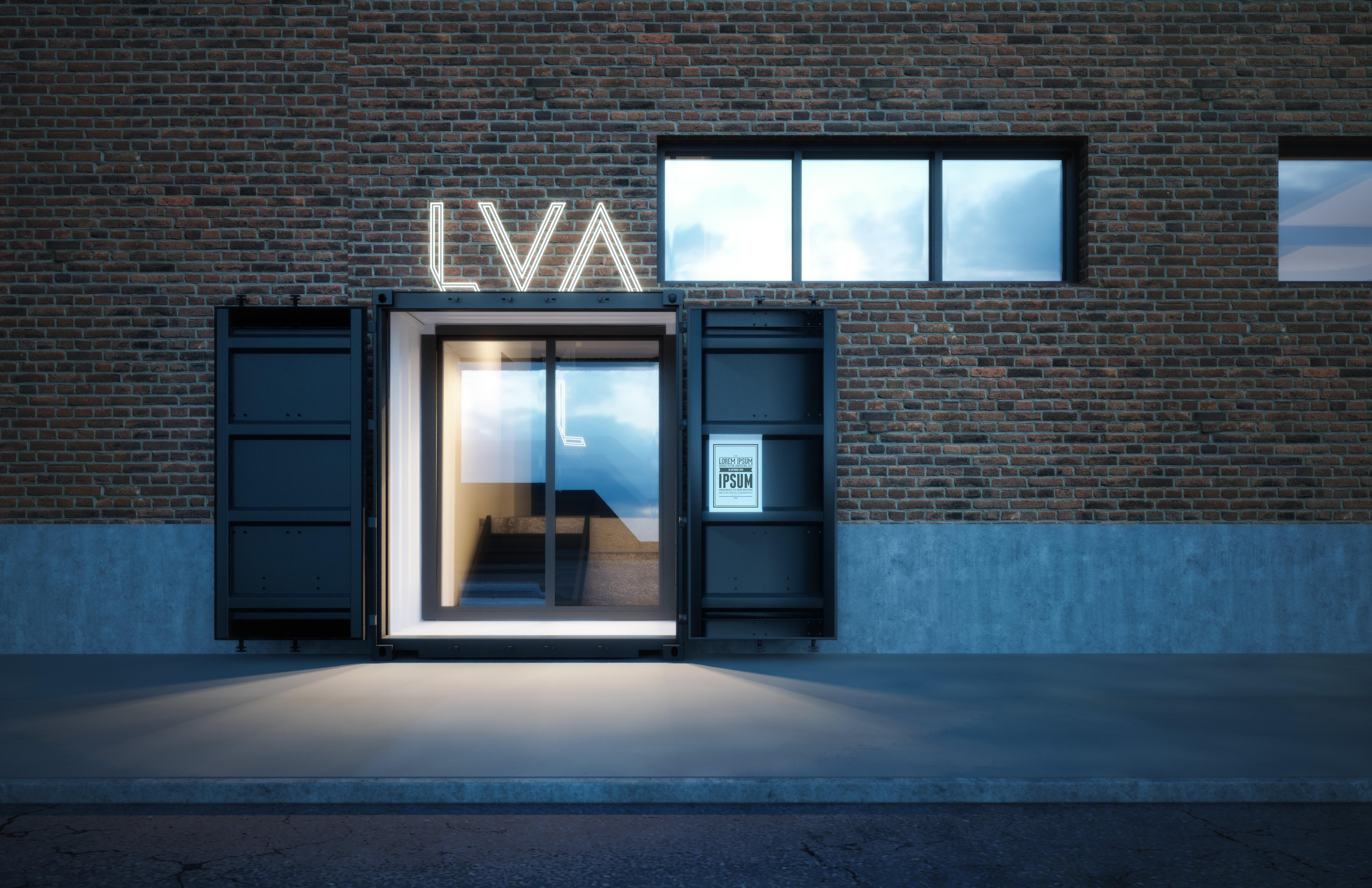 louisville-visual-arts-exterior-sidedoor