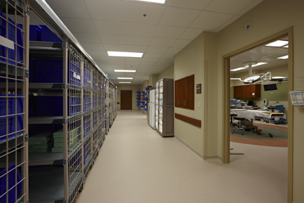taylor-regional-hospital-surgical-center-supply-hallway
