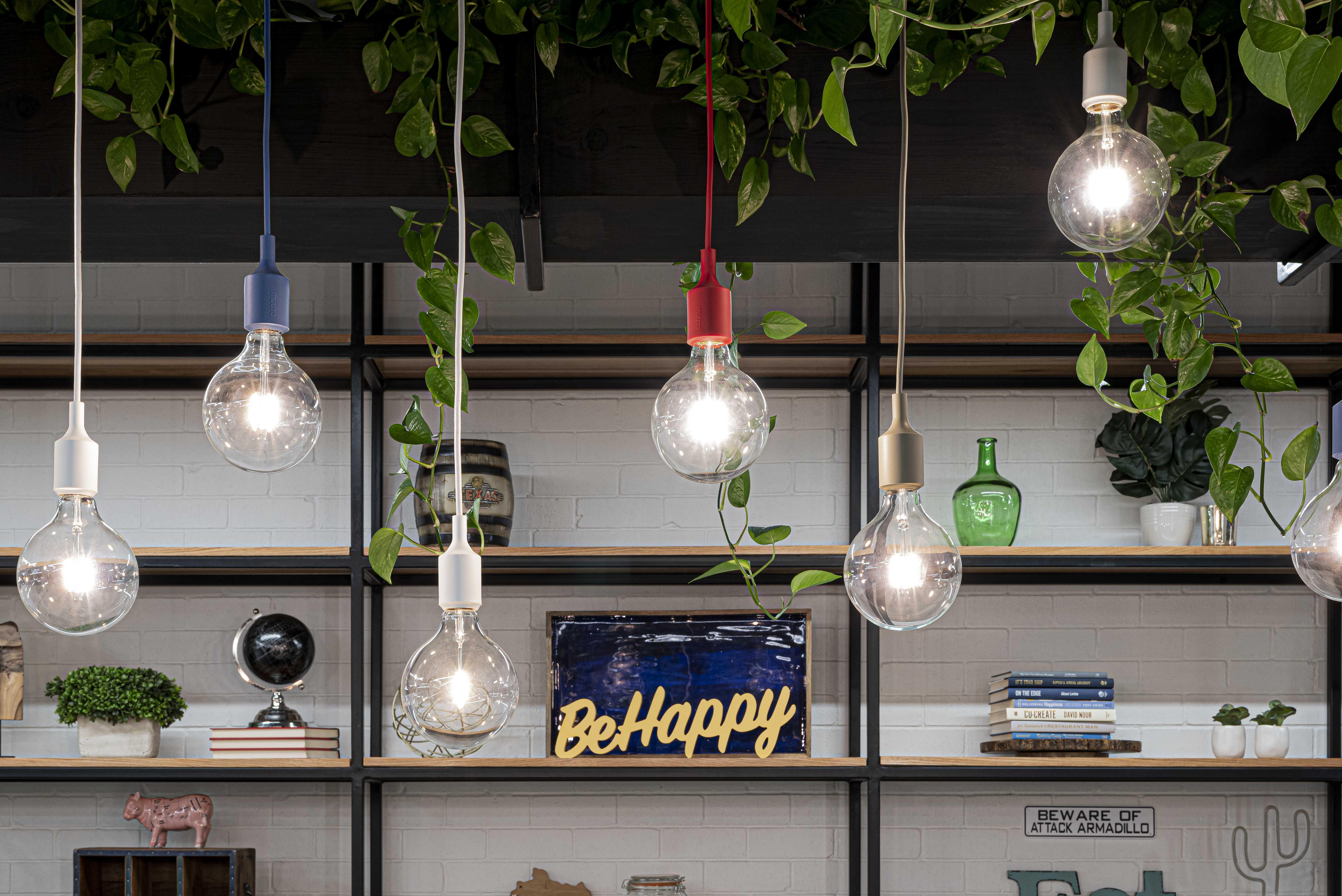 texas-roadhouse-office-light-fixtures