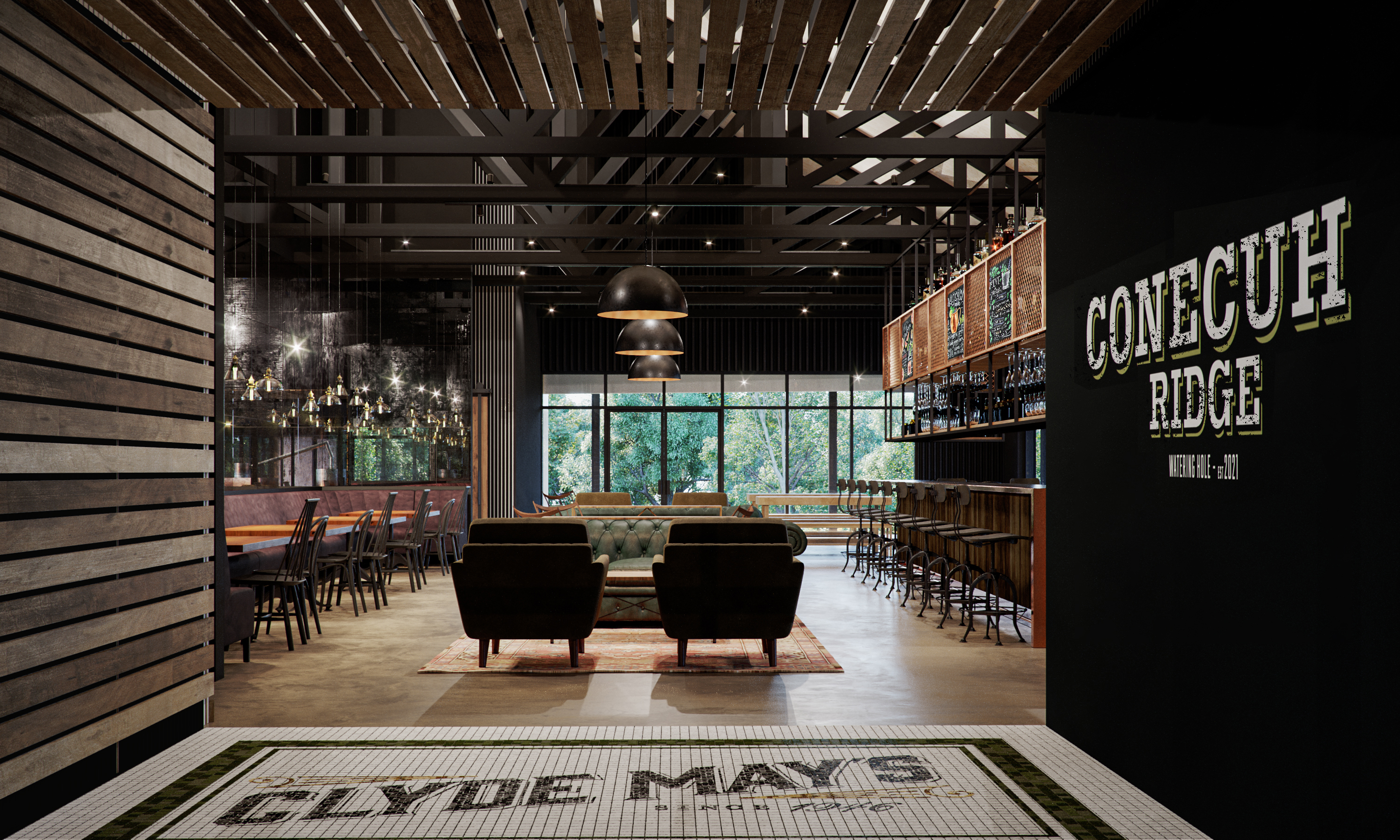 clyde-mays-bighouse-interior-lounge-entrance