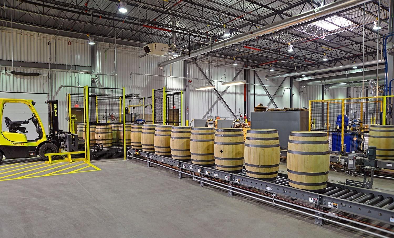 jack-daniels-cooperage-interior-barrel-assemblyline-in-a-row