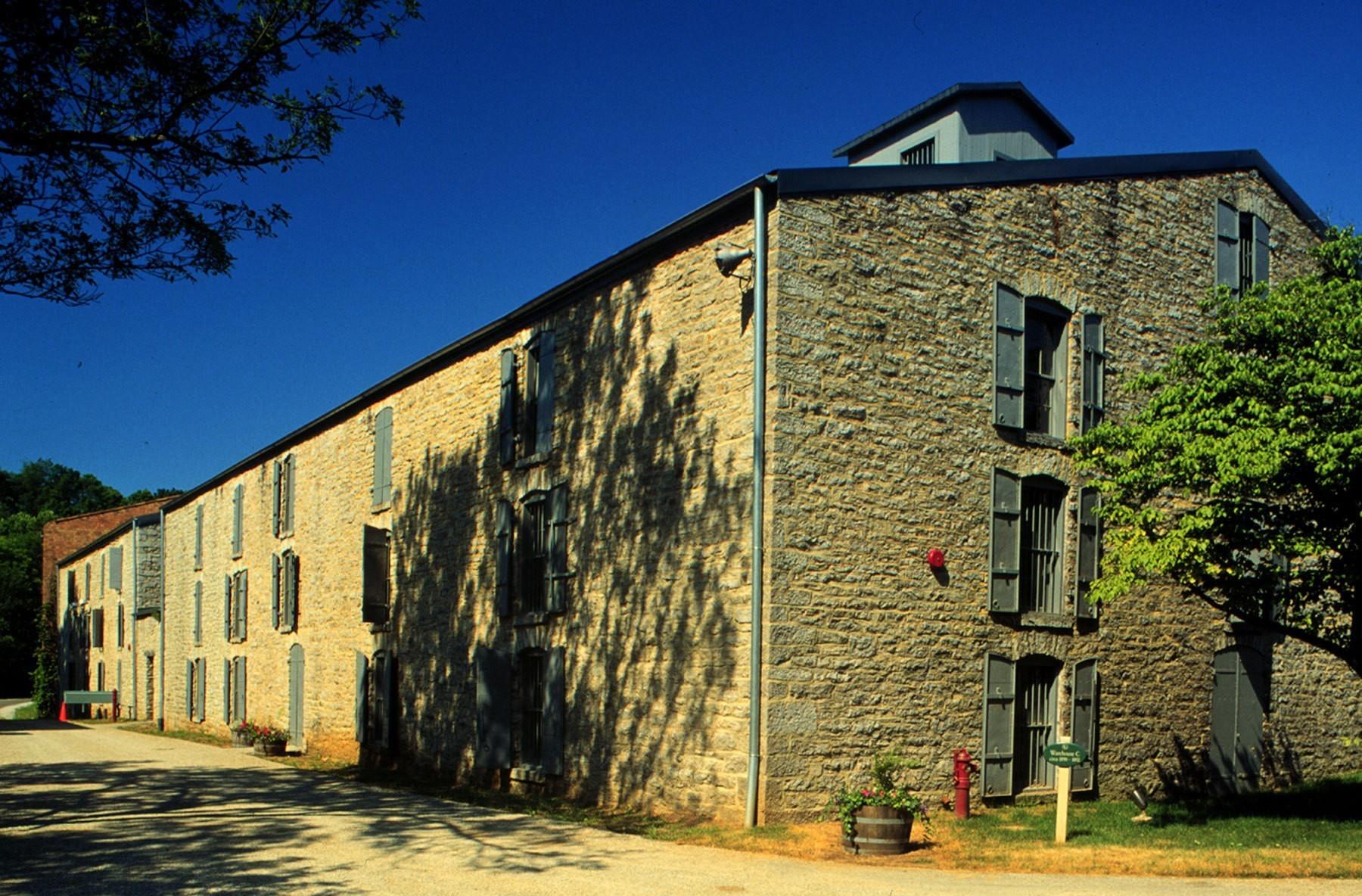woodford-reserve-distillery-restoration-visitor-center-exterior