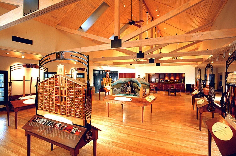 woodford-reserve-distillery-restoration-visitor-center-history-room