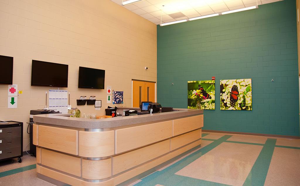 child-development-centers-receptions-lobby