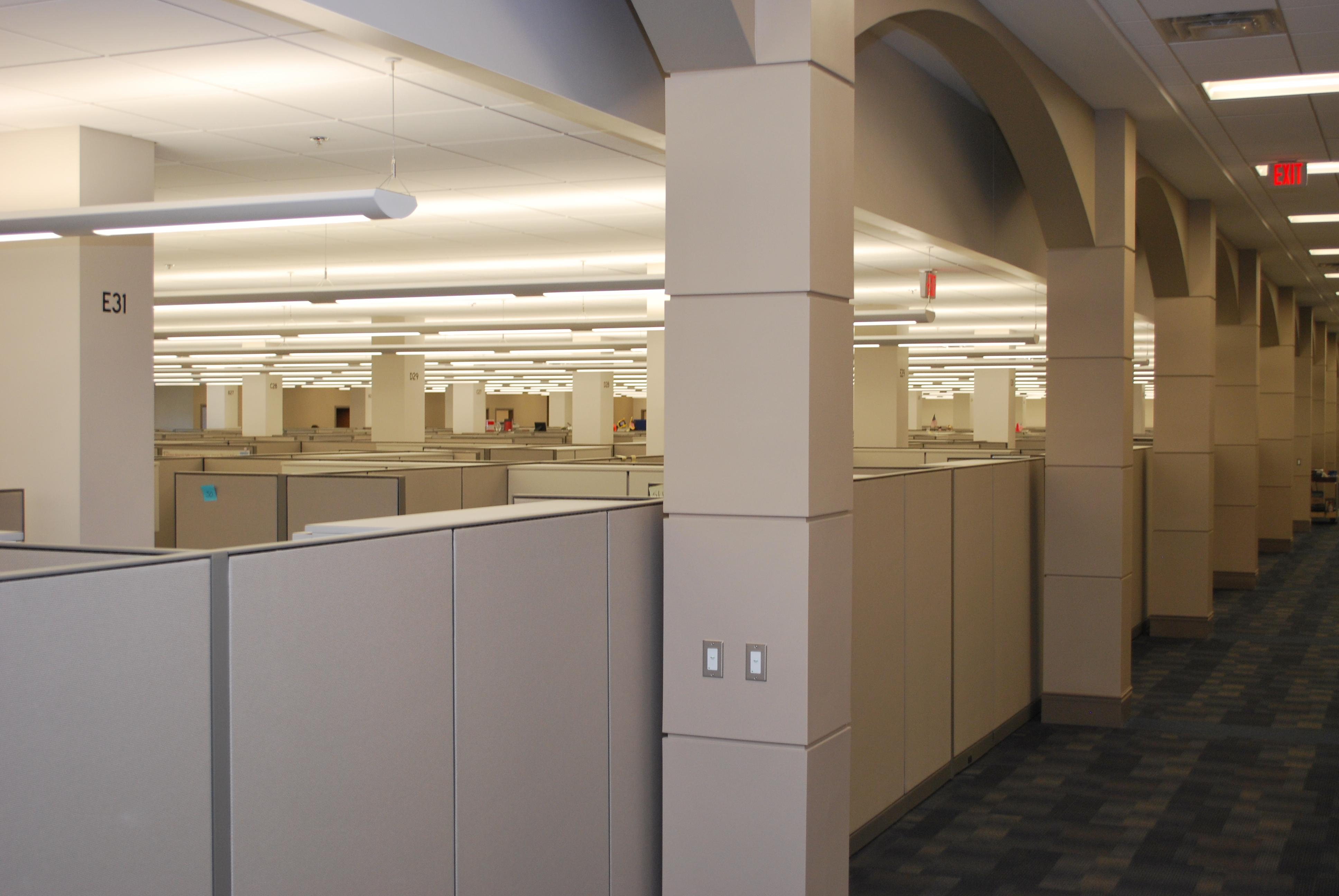 wright-patterson-airforce-base-office-hallway-dividers