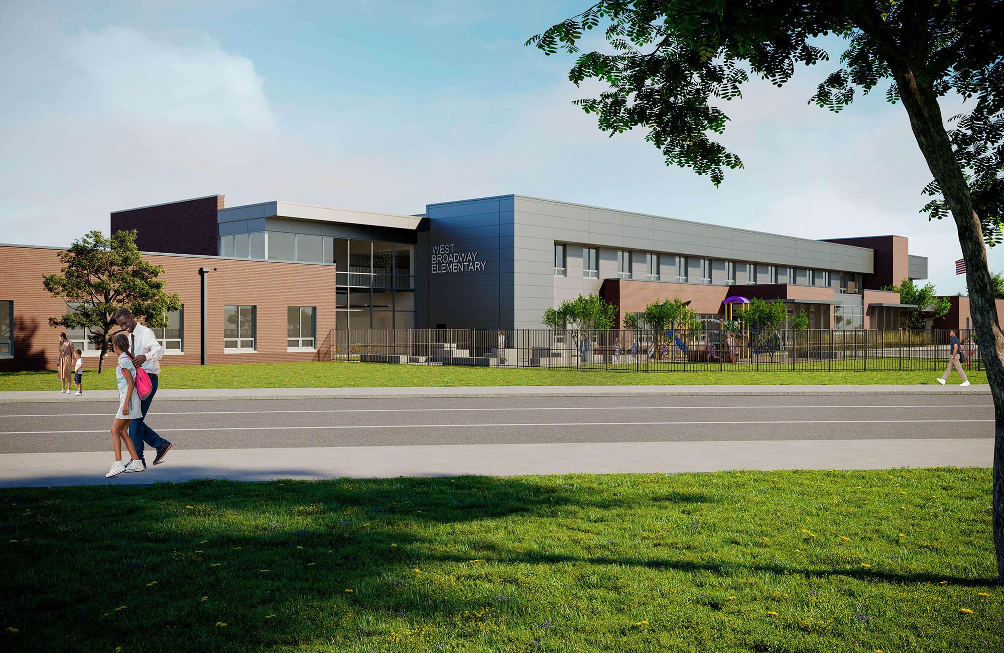 JCPS-WestBroadwayElementarySchool-entrance
