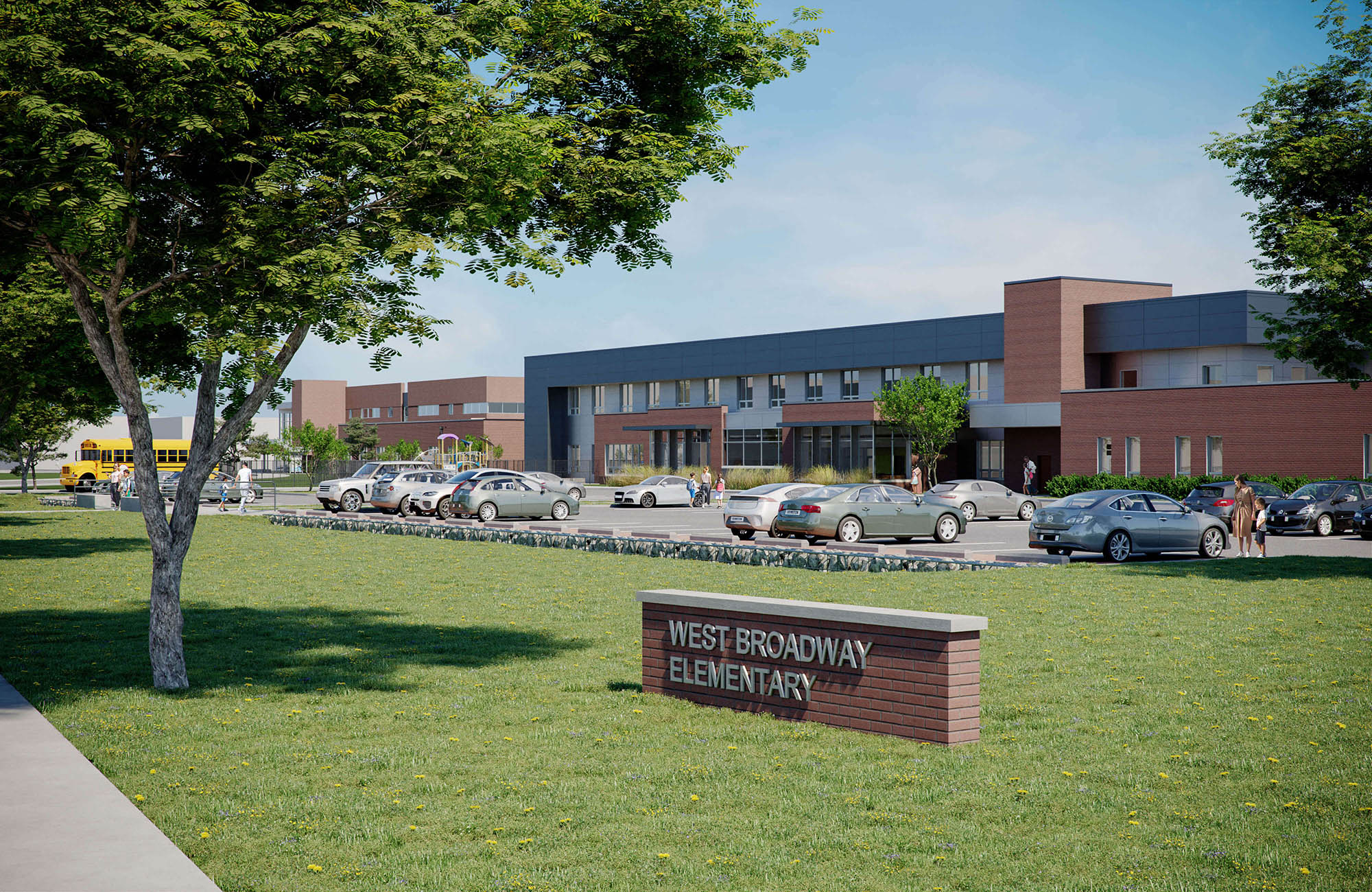 JCPS-WestBroadwayElementarySchool-entrance2