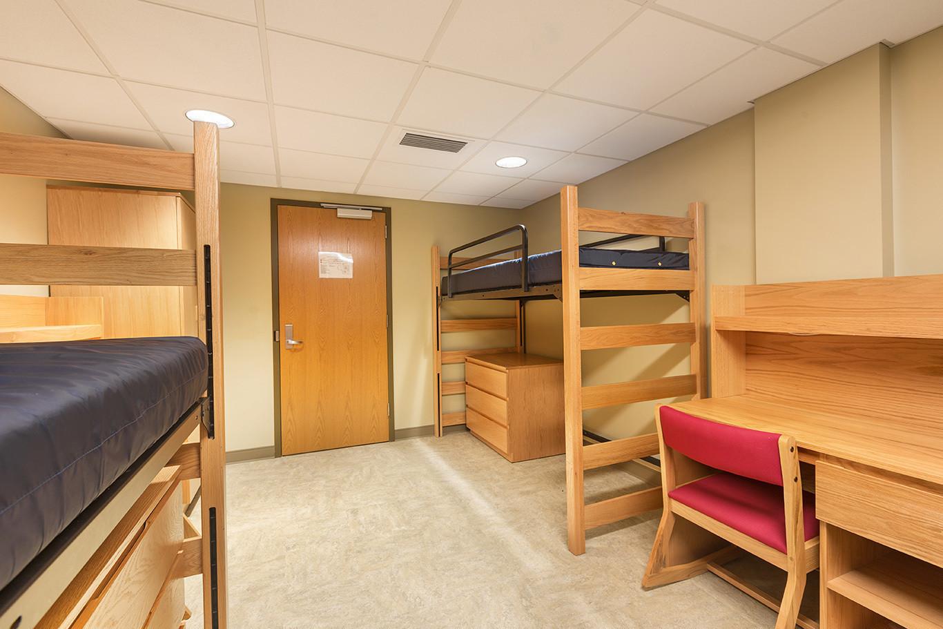 berea-bingham-hall-dorm-room