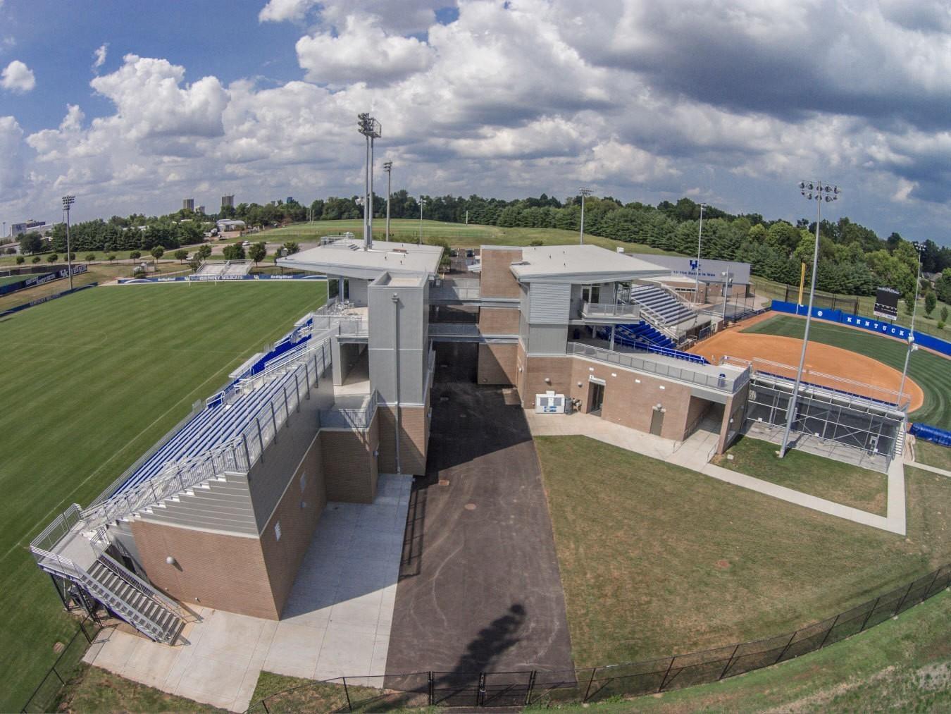 university-of-kentucky-john-cropp-softball-stadium-sideview