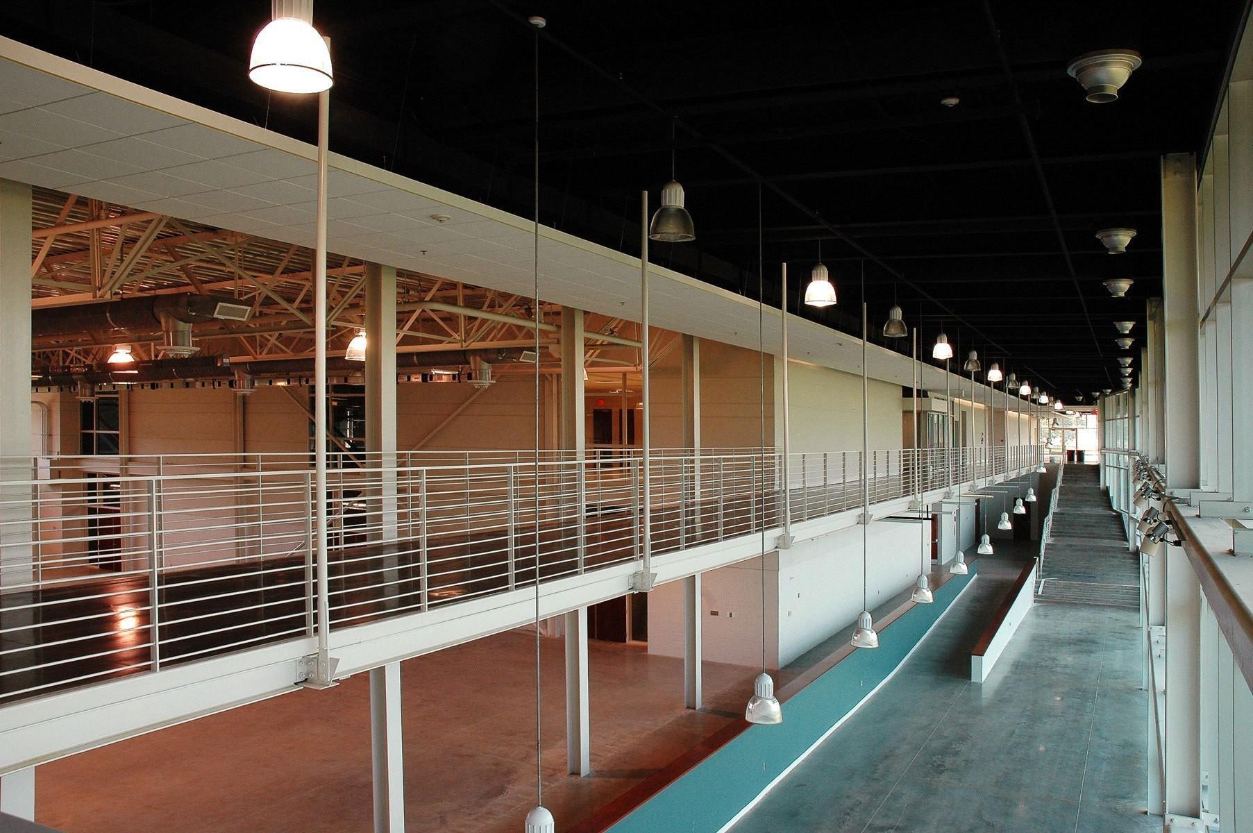 kia-training-center-interior-hallway
